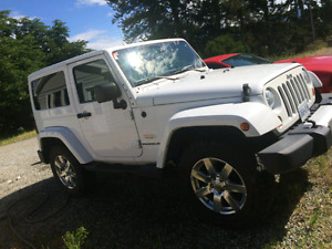 Jeep wrangler for sale!