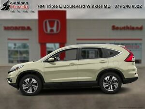 2015 Honda CR-V Touring   - $253.16 B/W