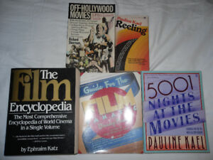 books on film - reference - reviews - analysis - all for $20
