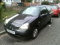 Renault Clio 1.2 16v Expression other cars in stock