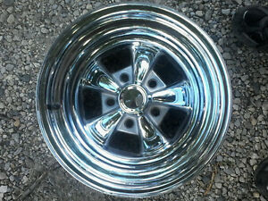 15inch Chrome Rims
