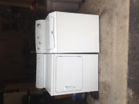 Maytag Atlantis washer and moffat dryer