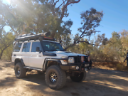 76 series LandCruiser Tiaro Fraser Coast Preview