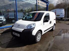 2013 CITROEN NEMO 660 LX HDI - AWAITING PREPARATION VAN DIESEL