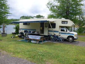 28 ft 1995 ford motorhome with mechanical