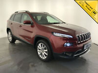 2016 JEEP CHEROKEE LIMITED M-JET 4X4 DIESEL 1 OWNER FINANCE PX WELCOME
