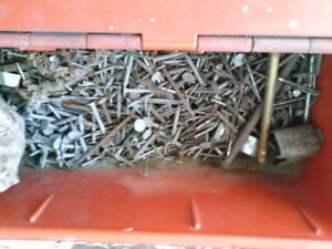 tray of nails for sale