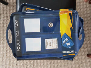 Doctor Who - Tray - Set