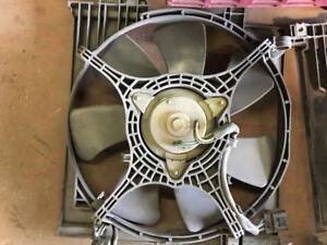 2002-2004 Impreza TS/RS/WRX Rad Fan With Shroud