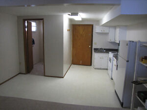 Eastside 1 Bdrm Basement Suite