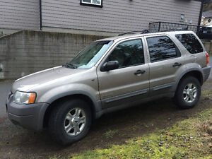 2001 Ford Escape SUV, Crossover