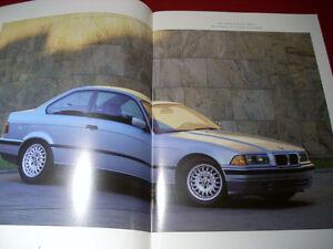 1993 BMW sales brochure Peterborough Peterborough Area image 2