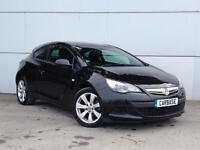 2014 VAUXHALL ASTRA GTC 1.7 CDTi 16V 130 Sport 3dr Coupe