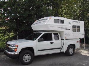 looking for a truck camper made for a short box truck