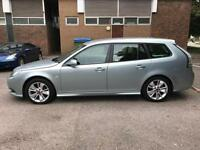 2009 Saab 9-3 1.9TiD ( 150ps ) SportWagon Turbo Edition - 11 SERVICE STAMPS