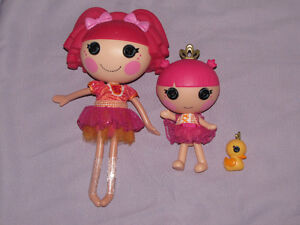 FOR SALE FULL SIZE LALALOOPSY DOLLS