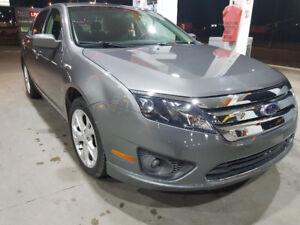 2012 Ford Fusion SE LOW MILEAGE 73400km