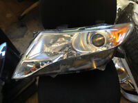 TOYOTA VENZA 09-14 PHARE GAUCHE LEFT HEADLAMP 2009-2014 OEM HALO