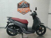 Sym Symphony ST 125cc E5 big wheel automatic learner legal moped Scooter
