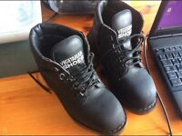 Vegetarian shoes boots size 4