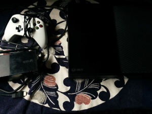 Xbox One For Sale- Games+Controller Included!