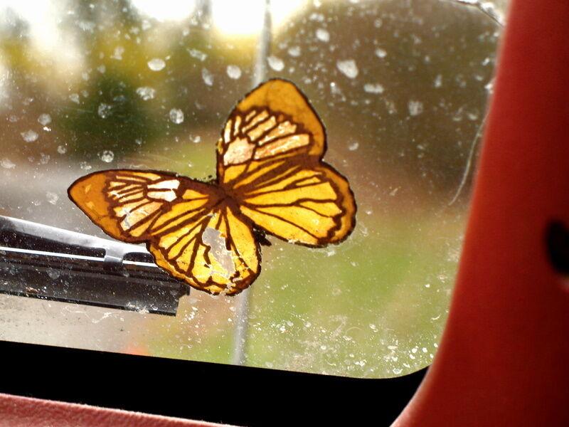 aufkleber von auto entfernen: