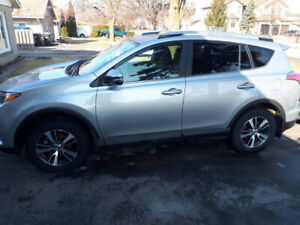 BRAND NEW TOYOTA RAV4 XLE AWD FOR LEASE