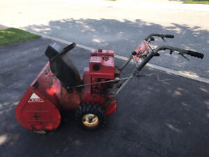 Toro 8HP, 26 Inch Snowblower