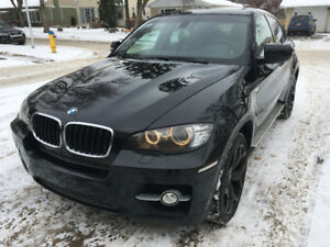 2008 BMW X6 FULLY LOADED INCL NAV + ALL OPTIONS