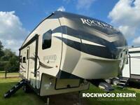 2022 Rockwood 2622RK - 5th Wheel American Caravan RV - Static & Touring