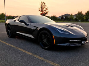 2014 Chevrolet Corvette Coupe (2 door)