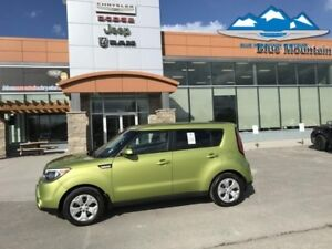 2016 Kia Soul   ACCIDENT FREE, BLUETOOTH, SATELLITE RADIO