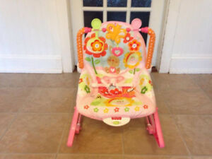 Fisher Price Infant to Rocker