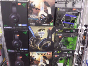 BLOW OUT SALE!!! HEADPHONES for GAMER'S