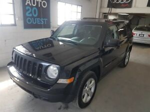Jeep Patriot 4WD 4dr 2011