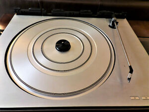 BANG & OLUFSEN BEOGRAM 1800 TURNTABLE (*FOR PARTS*)