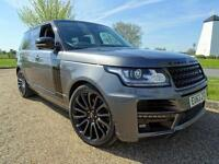 2013 Land Rover Range Rover SDV8 AUTOBIOGRAPHY STARTECH Diesel grey Automatic