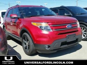 2011 Ford Explorer Limited  - Leather Seats -  Bluetooth