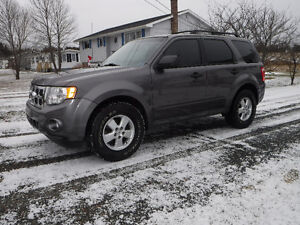 4WD FORD ESCAPE XLT V6