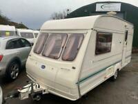 1999 Bailey Ranger 2 berth caravan