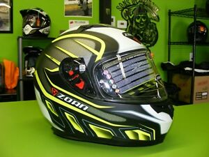 Fully Optioned Full Face Helmets for $125.00 at RE-GEAR