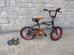 "14"" Mongoose Kid's BMX Bike"