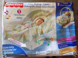 Fisher Price Soothing Sounds Glider