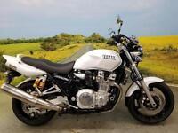 Yamaha XJR1300 2009** Service History, Muscle Bike