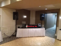 Wedding dj specialist and company events