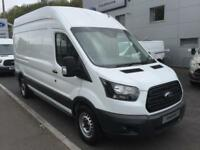 Ford Transit 2.0TDCi Diesel (130PS) 2016.75MY 350 L3 H3 LWB High Roof Panel Van