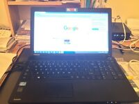Fast Toshiba C50 - i3, 8GB RAM & 1TH HDD