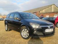 Vauxhall/Opel Astra 1.7CDTi 16v ( 80ps ) 2005MY Club