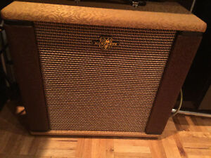 FENDER  PAWN SHOP 9  WATT TUBE AMP   --RAMPART  -- 2 CH.