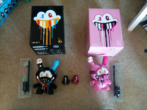 "Kid Robot 8"" Dunnies for sale"